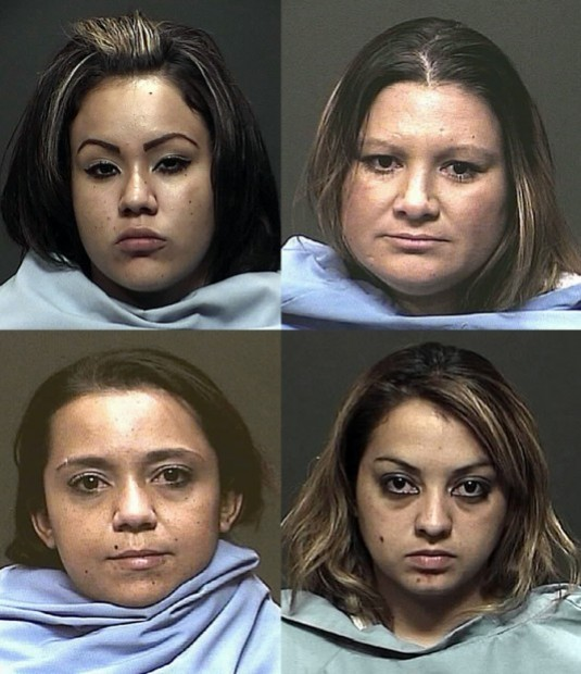 4 Tucson women arrested in makeup theft ring