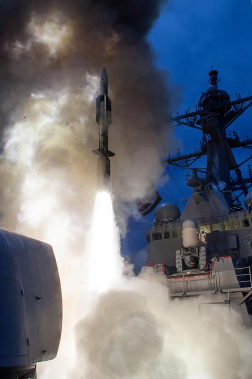 Raytheon's latest missile-killer hits distance record