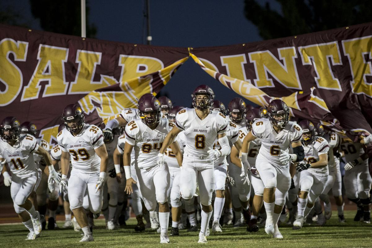 Tucson Salpointe at Glendale Cactus high school football