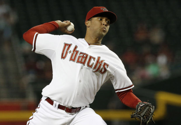 D-backs 10, Padres 0: Delgado pitches his first career shutout