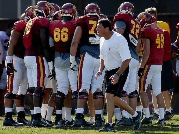 USC's new football coach