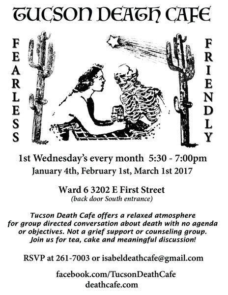 Tucson Death Cafe at Ward 6