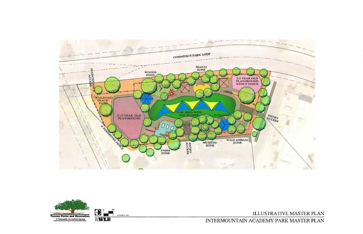 New Park for children on the Autism spectrum