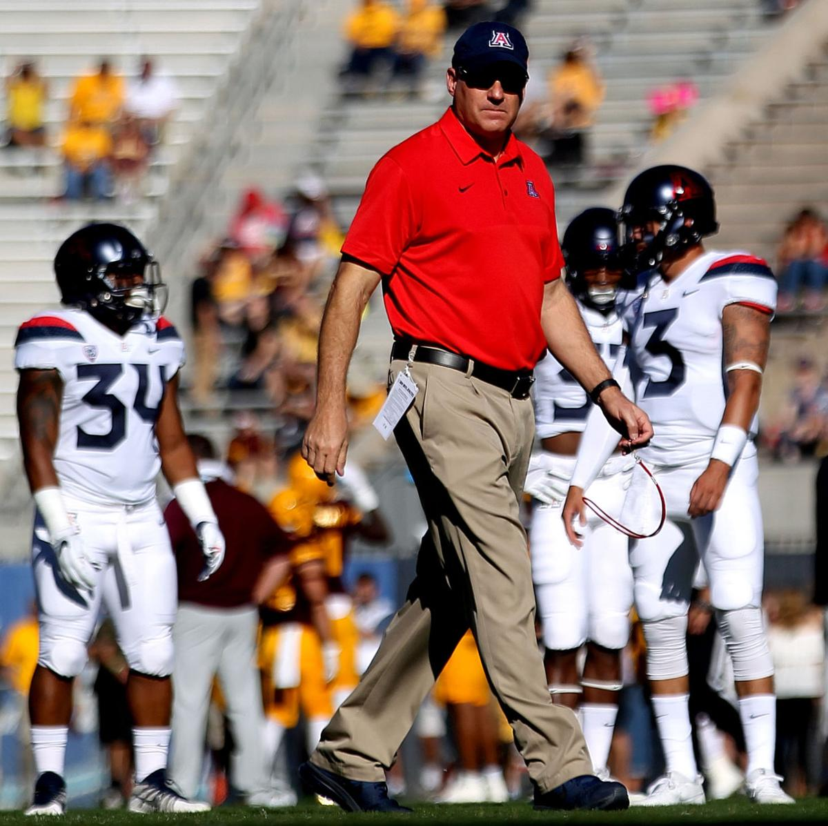 updated timeline: how rich rodriguez's firing unraveled at arizona