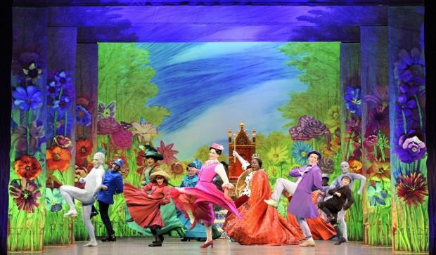 magical mary poppins is well supercalifragilisticexpialidocious