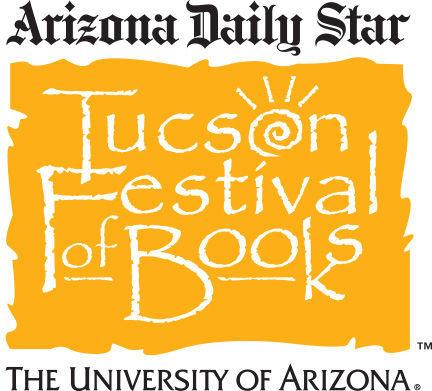 Tucson Festival of Books logo