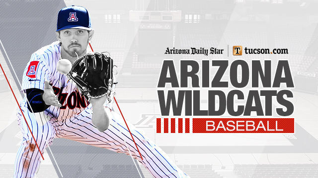 Arizona Wildcats baseball logo NEW