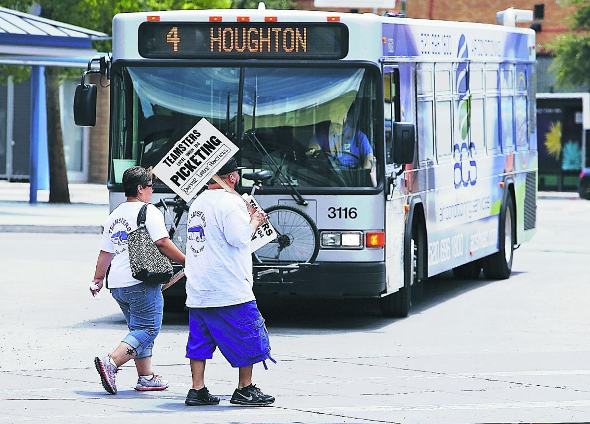 Teamsters Sun Tran Contract Details Not Made Public Local News