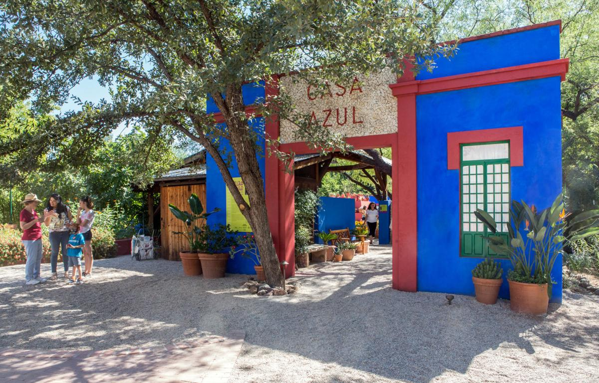 Tucson Home And Garden Show 2017 2 Garden Tours In Tucson Invite Exploration Into A Guide To