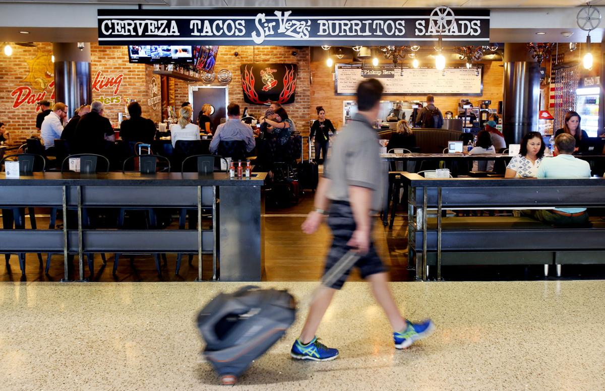 New Tucson International Airport eateries make you wish your flight
