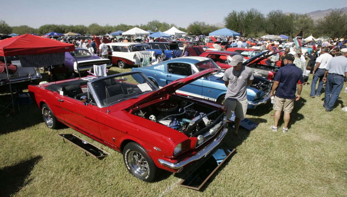 Reasons To Attend The Tucson Classics Car Show Weekend In - Car show tucson today