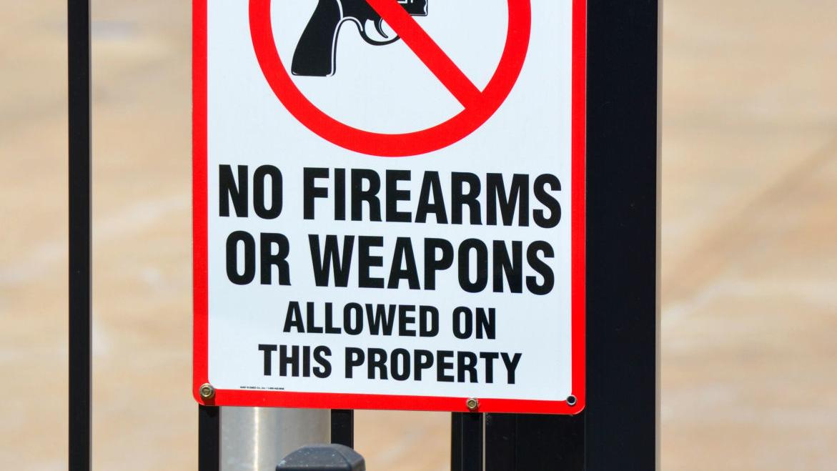 Arizona bill would create financial disincentive for  gun - free zone on government properties