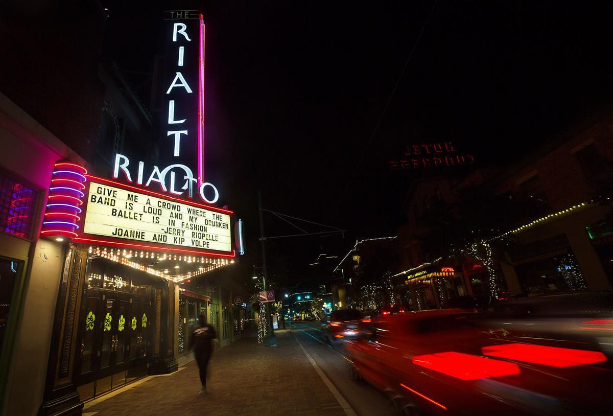 The Rialto Theatre