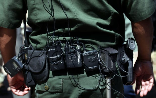 Border Patrol rejects use-of-force curbs