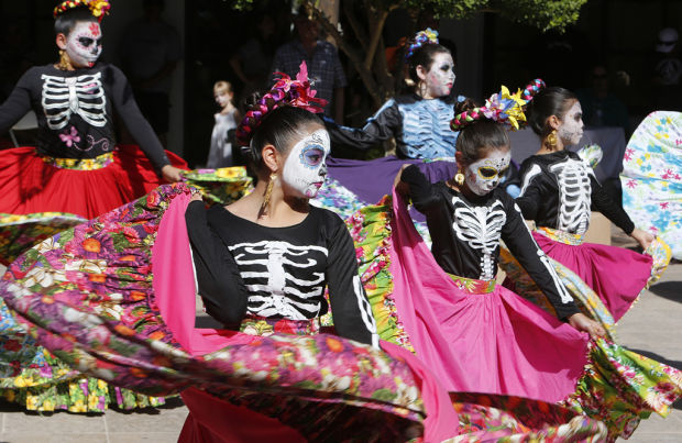 Dia De Los Muertos Festivities Set For Downtown This Weekend Local News Tucson Com