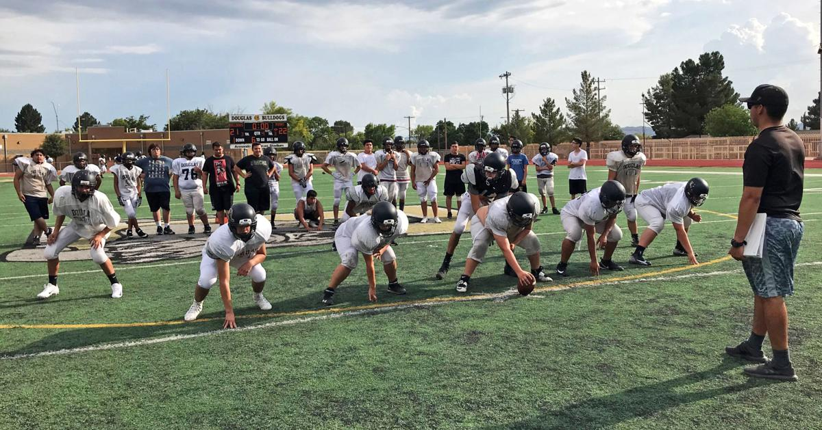 2018 Douglas High School football