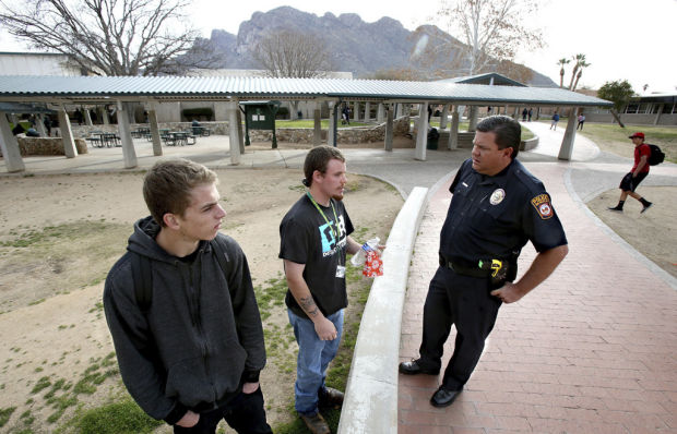 Districts moving slowly on security