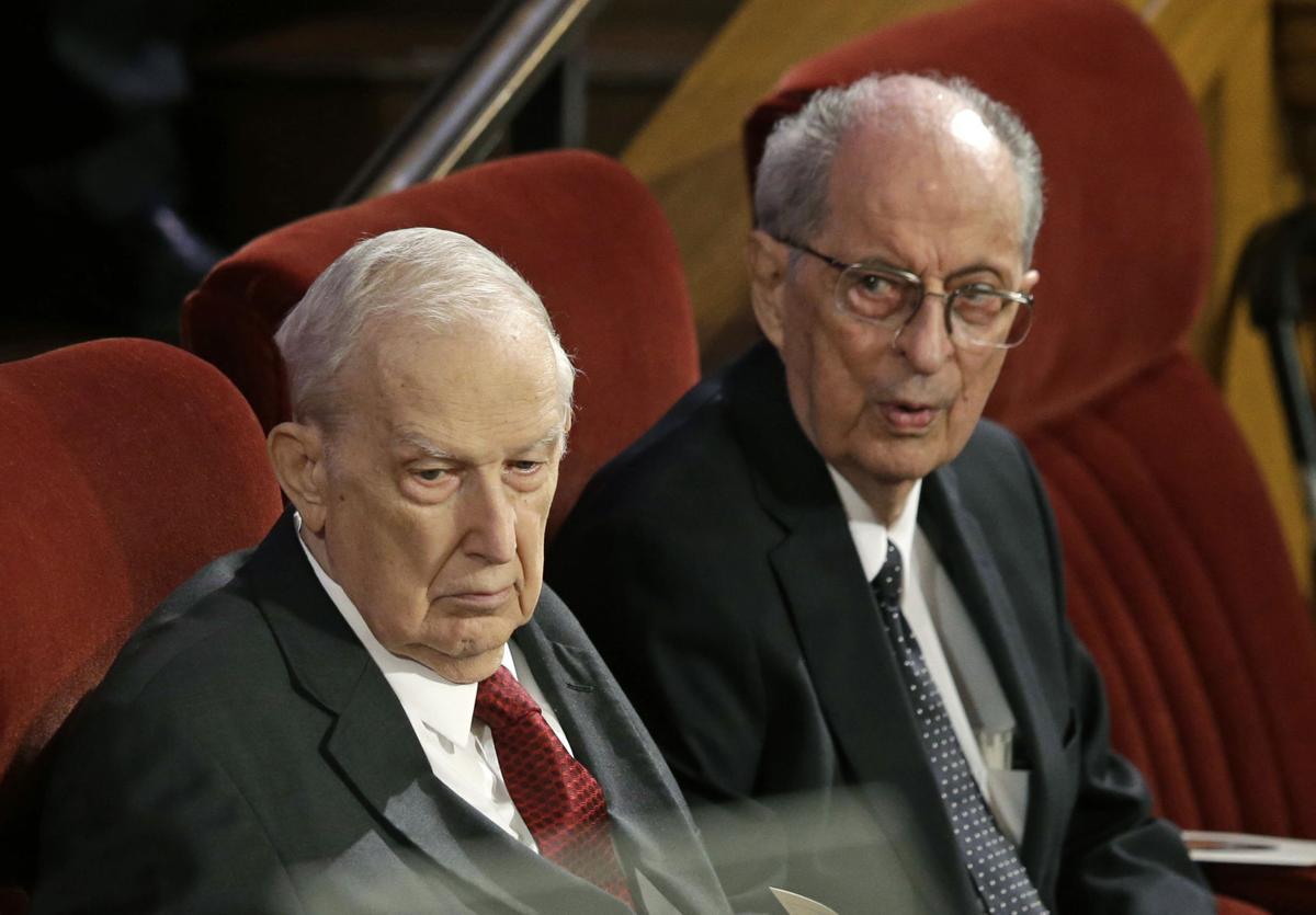 Mormon leader Robert D. Hales dies; served on top panel