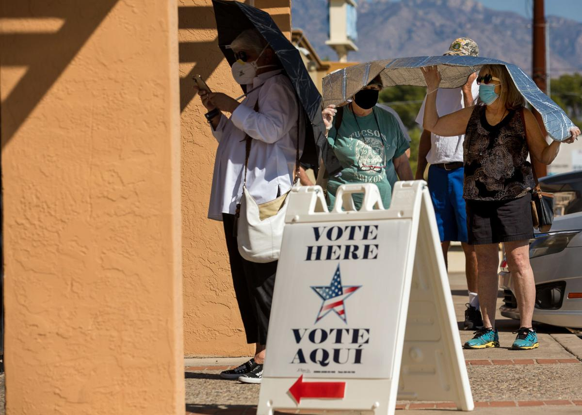 Pascua Yaqui Tribe Seeks Early Voting Site On Reservation Near Tucson Elections Tucson Com
