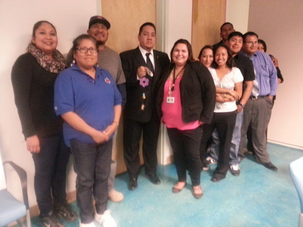 Tribal prosecutor does his job with compassion