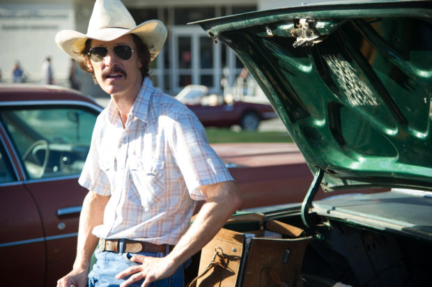 No. 10 — 'Dallas Buyers Club' with $1.5 million (last week unranked)