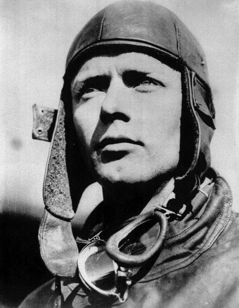Tales from the Morgue: Davis-Monthan dedicated by Lindbergh himself