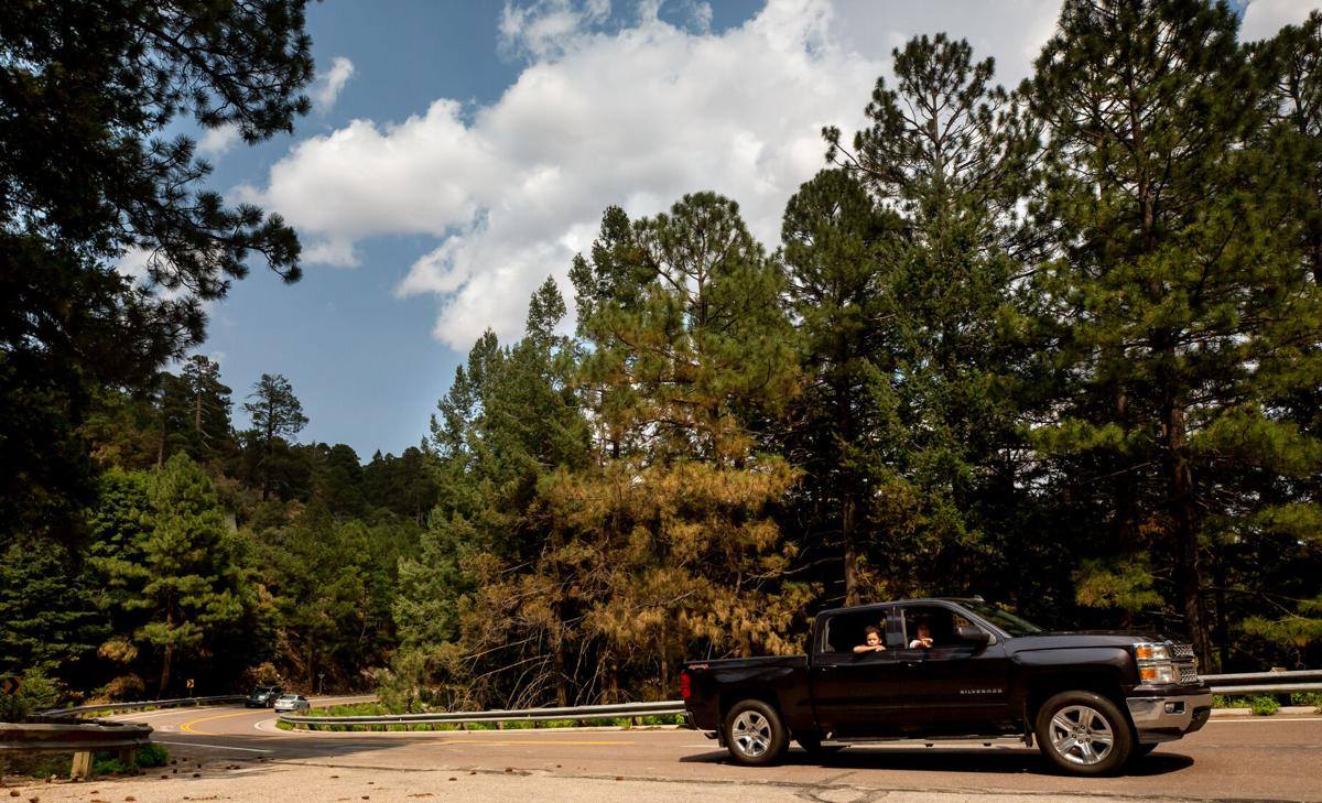 Catalina Highway Reopens