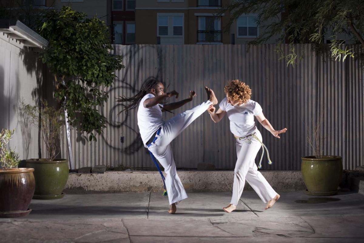 Capoeira (Adult & Teen Classes) — Movement Culture