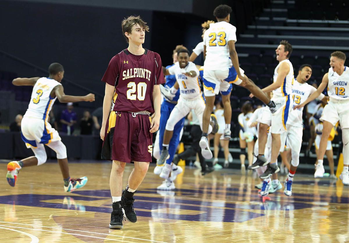 Salpointe Catholic vs Phoenix Shadow Mountain Basketball