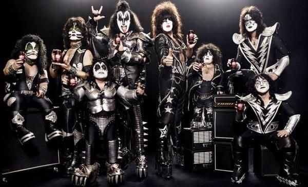 Want a little Kiss? Stick around after the original group ...