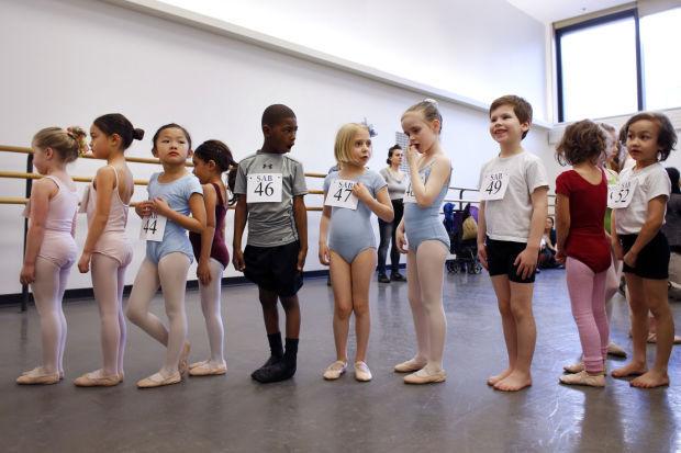 School of American Ballet Auditions