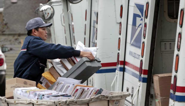 Ex-postal worker admits stealing packages with marijuana