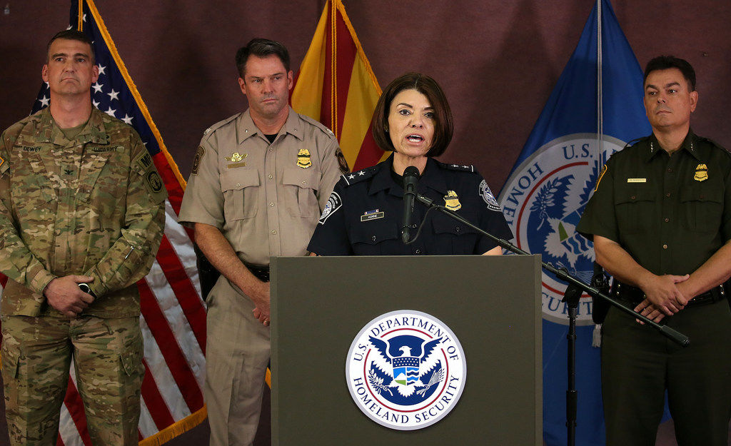 Deployment press conference