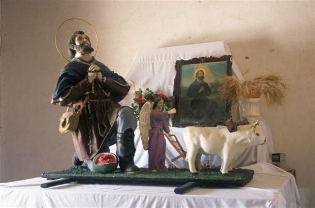 Big Jim: A saint, a fiesta and a sculptor