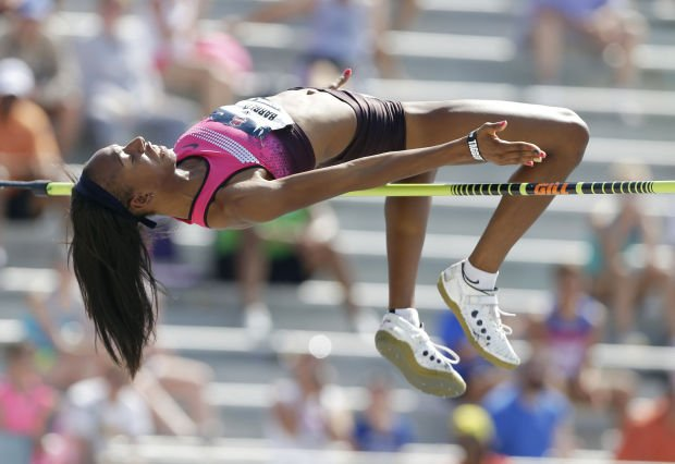 USA Outdoor Track & field championships: Barrett claims high jump title