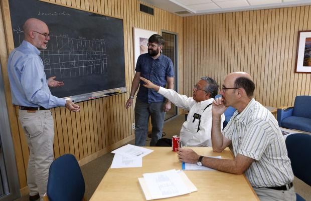 University of Arizona researchers