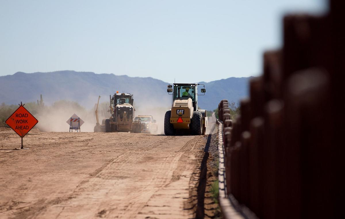 U.S./Mexico border wall