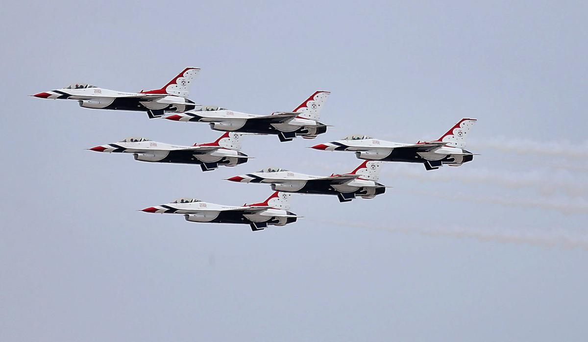 Air show this weekend to affect traffic, access to Davis-Monthan AFB