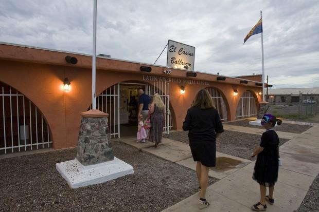 Historic El Casino Ballroom in Tucson