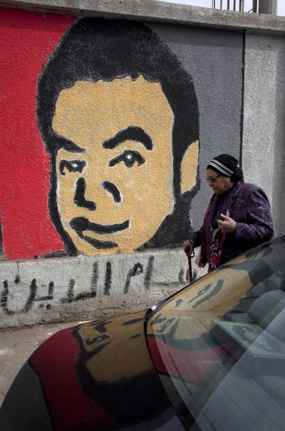 Egyptian military offers rare apology for death of boy, 12