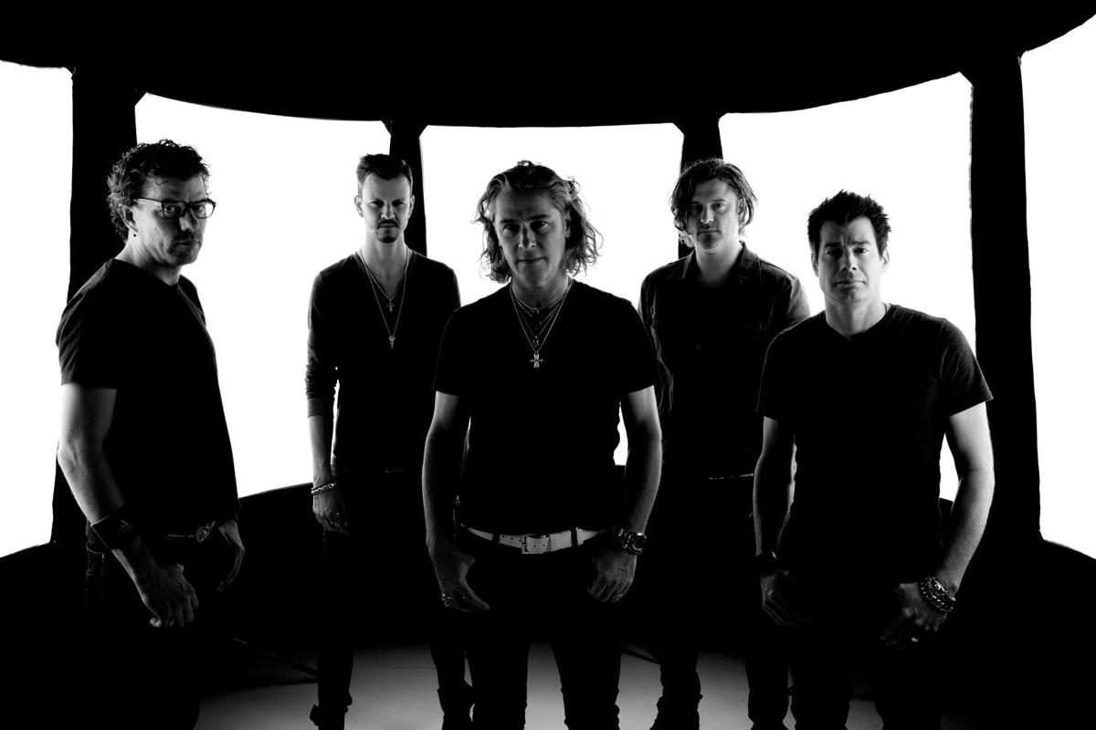 collective soul brings 39 rock roll express 39 to ava music. Black Bedroom Furniture Sets. Home Design Ideas