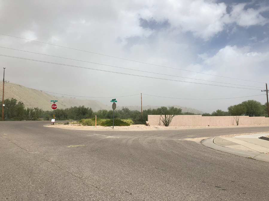 Air quality violations at Green Valley mine