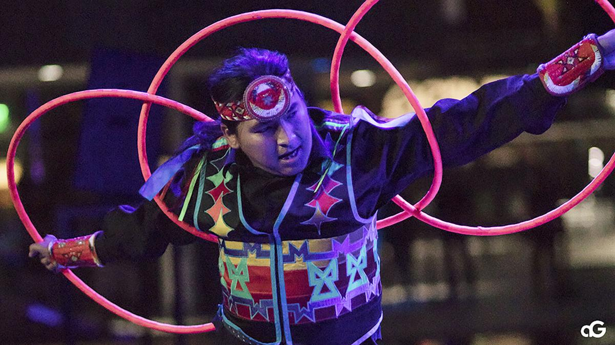 World-class hoop dancer Nakotah LaRance dies in fall
