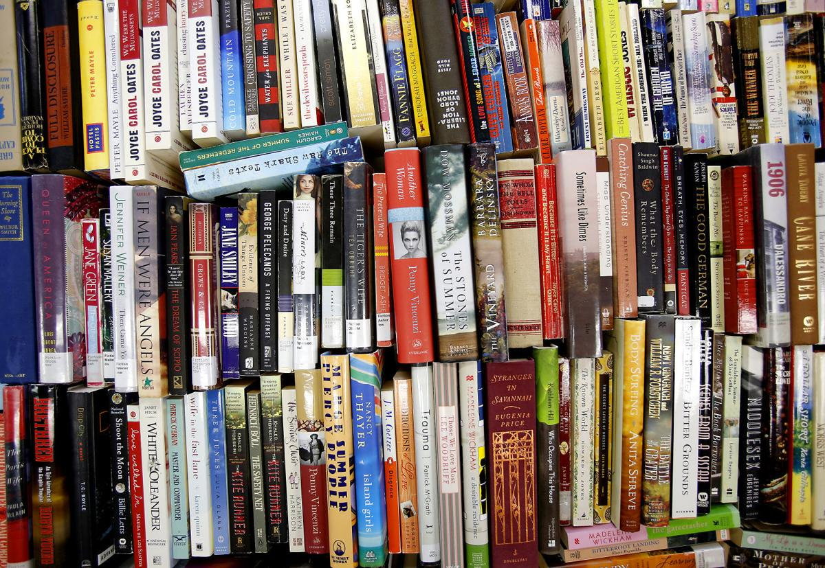 Friends of the Pima County Library book sale (copy)