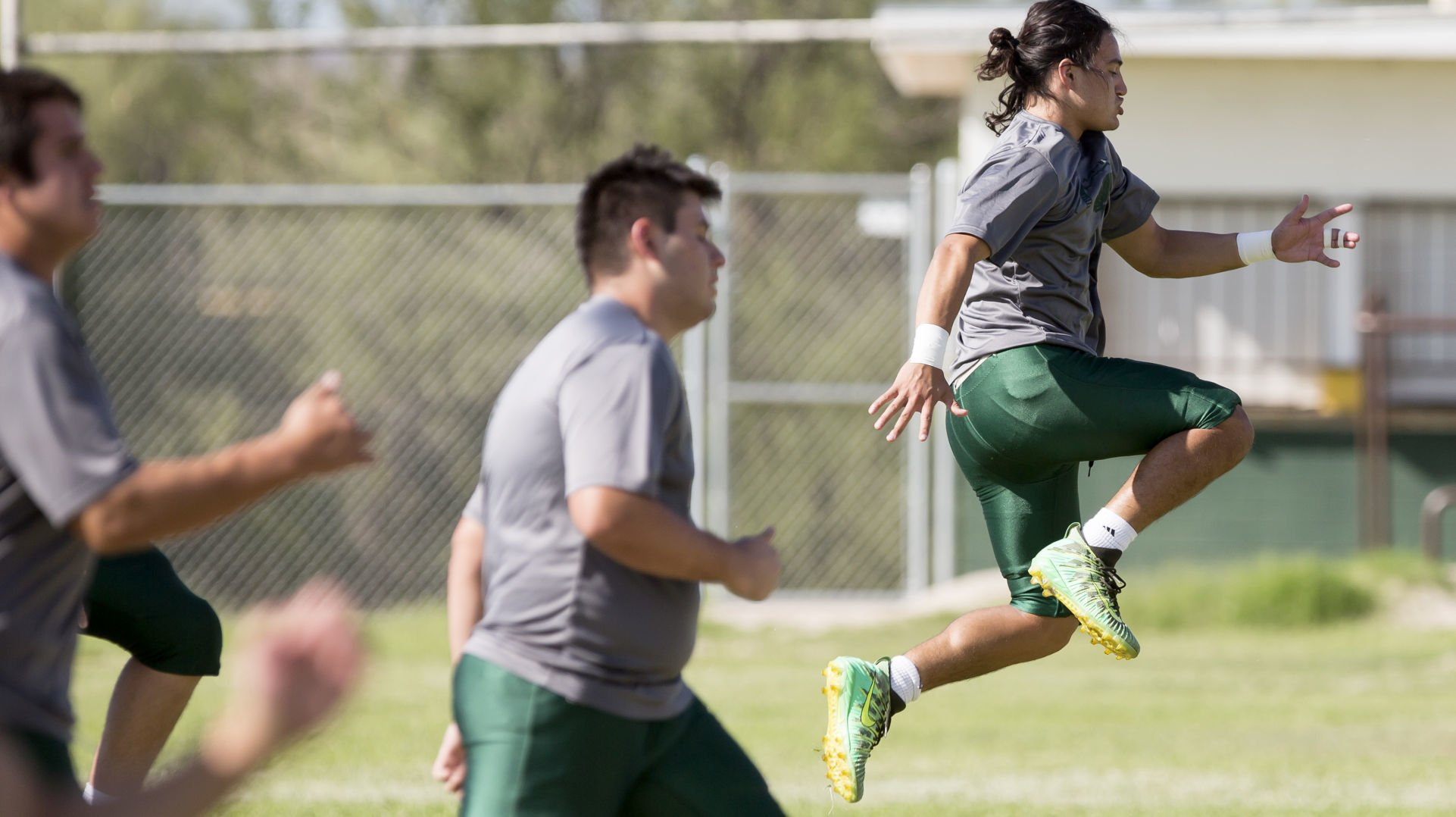 Canyon del Oro's versatile Gavin Davis ready to face former teammates, coaches from Pusch Ridge Christian