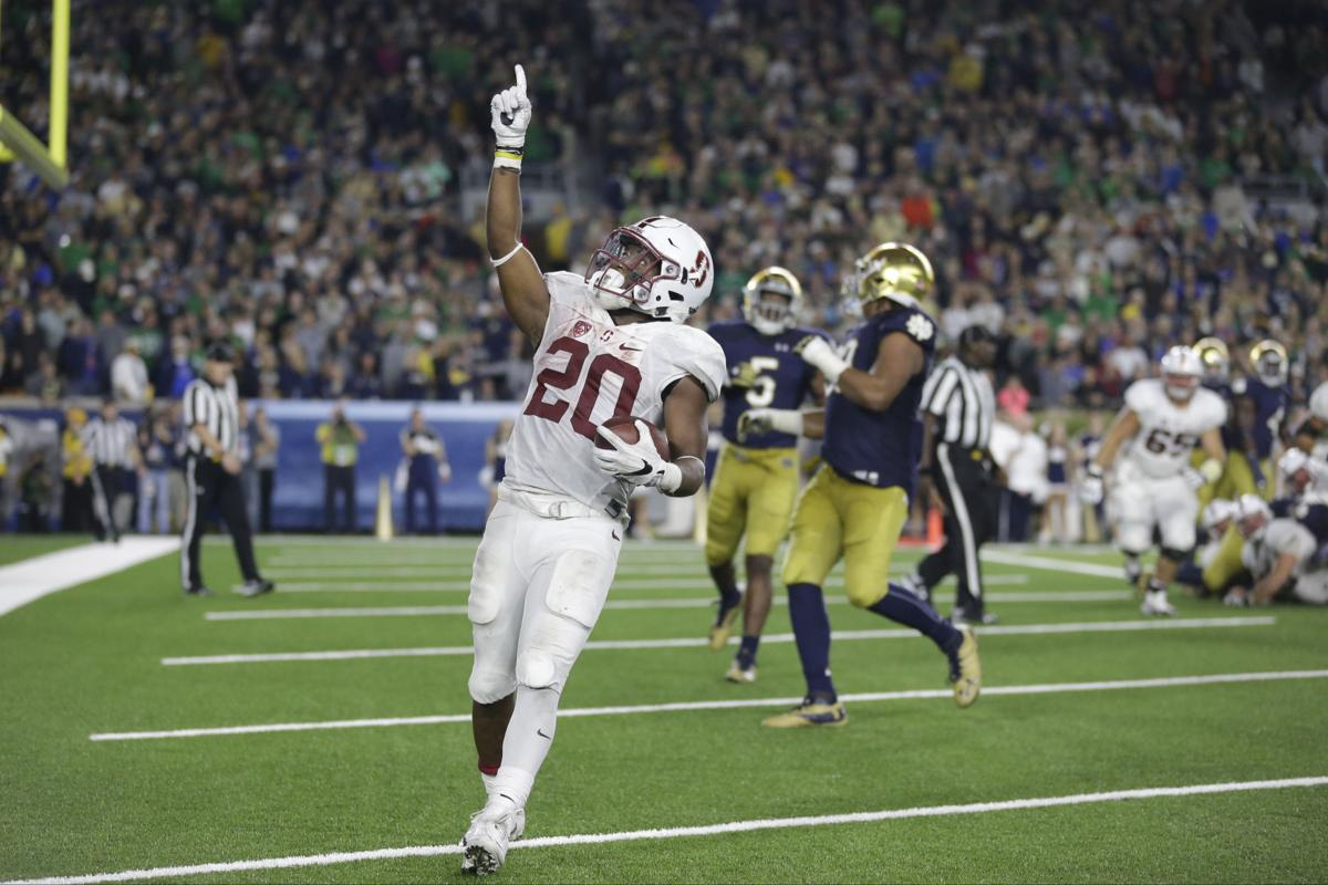 Stanford Notre Dame Football