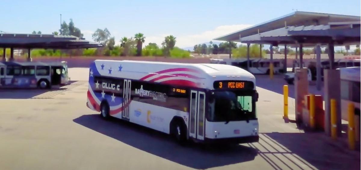 Electric bus