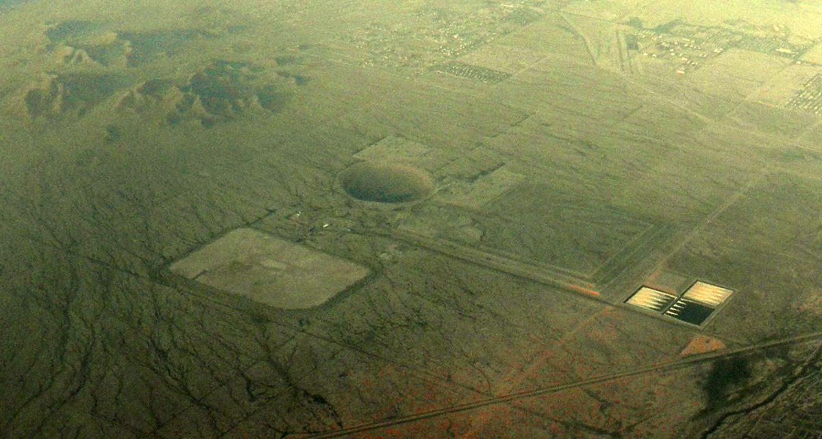 Sacaton Mine