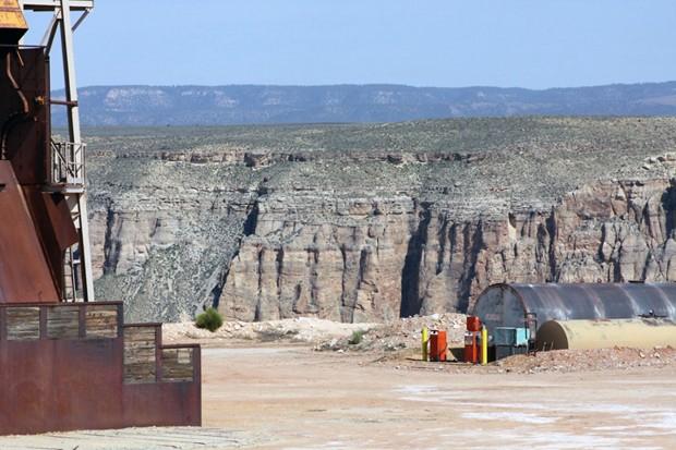 Uranium mine's reopening appealed