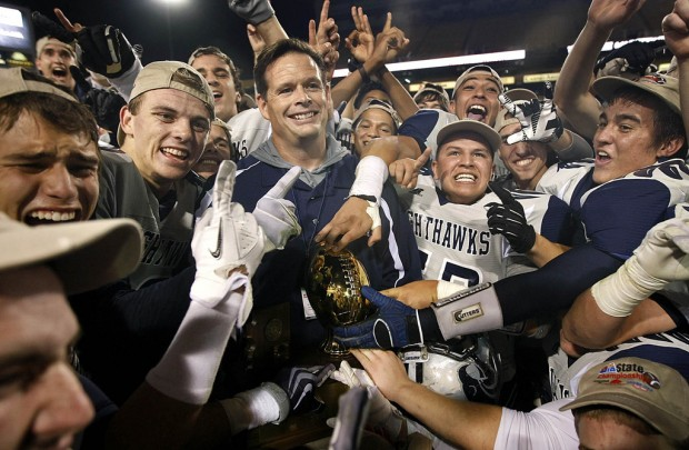 Division II state football championship: Ironwood Ridge 27, Peoria Centennial 3: I-Ridge captures title
